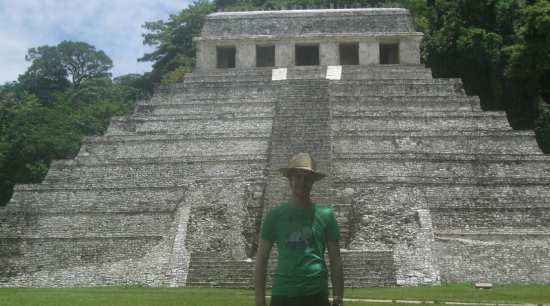 Daniel S in Mexico